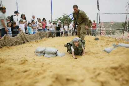 ISRAEL-66 YEARS-INDEPENDENCE DAY  AFP